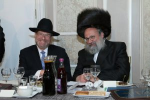 R' Avi Fishof and R' Dov Fried